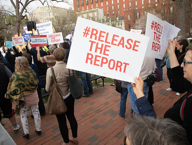 Release the Report Rally