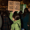Donald Trump, Travel Ban, Protest
