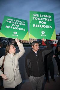Donald Trump, Travel Ban, Protest
