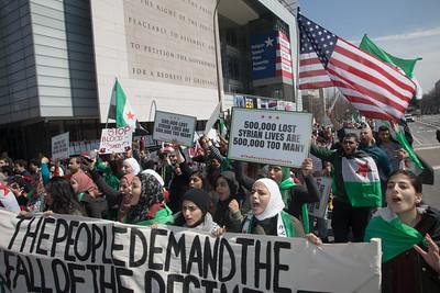 Syrian Uprising