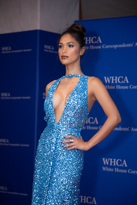 White House Correspondents' Association Dinner; Geena Rocero