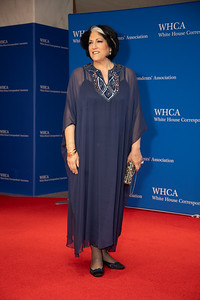 White House Correspondents' Association Dinner; Tammy Haddad