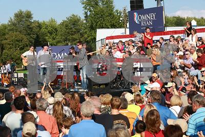 Rep Paul Ryan at Romney/Ryan Rally- Owensville,Ohio