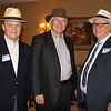 Former State Rep. Woody Jenkins, Court of Appeal Judge Mike McDonald, and Metro Councilman Buddy Amoroso.  Jenkins is parish Republican chairman