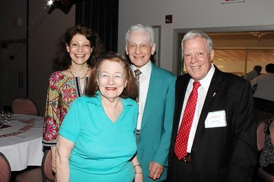 Dr Caliri and Family with Robert Penta.