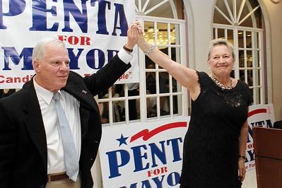 Robert Penta -  Medford Mayoral Candidate - Oct 7, 2015