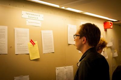 Socialdemokratiska studentförbundets kongress 2012