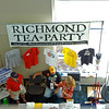 Saturday Oct. 9, 2010 Richmond Convention Center.<br /> The tea party is a wholly expected phenomenon because the Obama administration has treated us like we were stupid. ..They need to face the truth about the American voter.