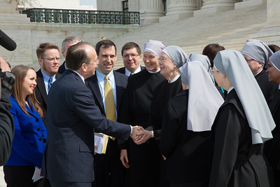 Paul Clement, Supreme Court, Affordable Care Act, Obamacare, Little Sisters of the Poor