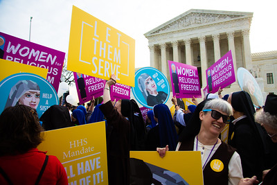 Supreme Court, Affordable Care Act, Obamacare, Little Sisters of the Poor