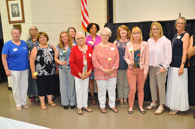 Sedgwick County Democratic Women Officers Installment June 7 2018
