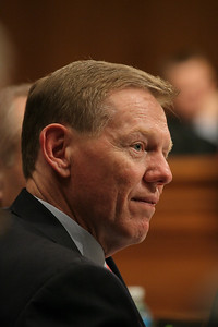 Alan Mulally, CEO Ford Motor Co.