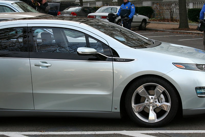 GM Volt - electric car