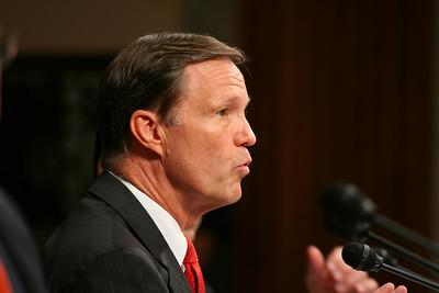SEC Chairman Chris Cox
