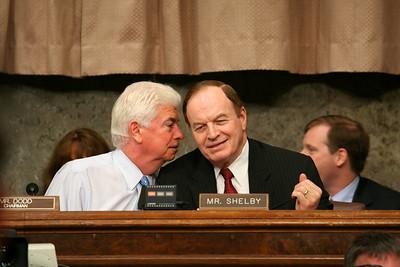 Senators Dodd and Shelby