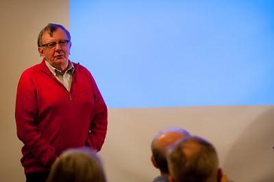 Pierre Schori om Afghanistan i Uppsala