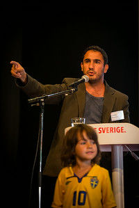 Valkickoff för Uppsala