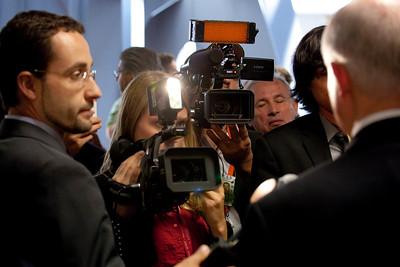Sen. Jeff Sessions (AL) meets the press