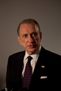 Sen. Arlen Specter (PA) gives a statement at the conclusion of the first day of the Sotomayor hearings