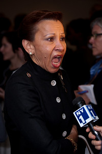 Rep. Nydia Velázquez, chairwoman of the Congressional Hispanic Caucus (NY)