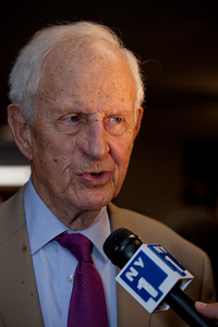 Robert Morgenthau, District Attorney, New York County, New York was a majority witness