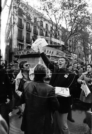 Spain 1977 - PCE legalisated