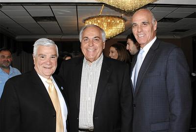 Paul Donato, Vincent Ciampa and Vincent Piro