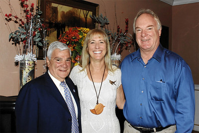 Rep. Paul Donato with friends Robin & Gary Conserva.