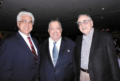 Domenic Camara, Frank Privitera and Jim Campano.