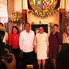 CEBU. Governor Hilario Davide III pose with Vice Gov. Agnes Magpale during his State of the Province Address (SOPA) at the Capitol Social Hall on August 19, 2015. (Nheru Veraflor/Sunnex)