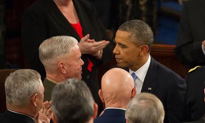 Barack Obama, James Amos