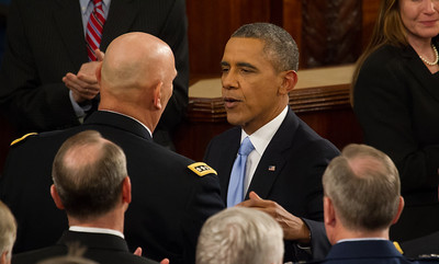 Barack Obama, Raymond Odierno