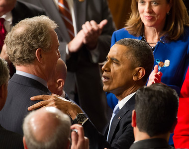 Barack Obama, Chris Van Hollen