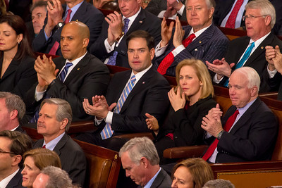 John McCain, Marco Rubio, Kirsten Gillibrand, Cory Booker