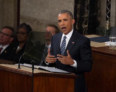 Barack Obama, State of the Union