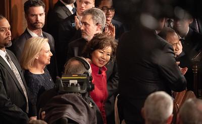 Donald Trump, Elaine L. Chao