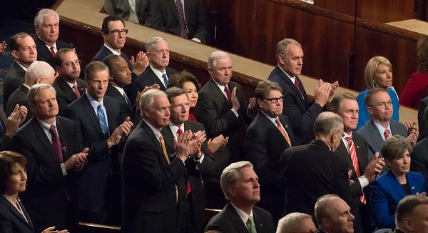 Cabinet Members in Attendance