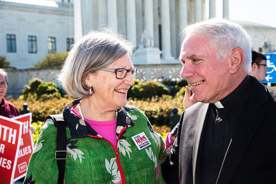 Sister Simone Campbell, Supreme Court, immigration