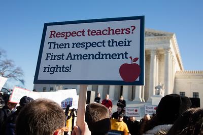 Supreme Court, Unions