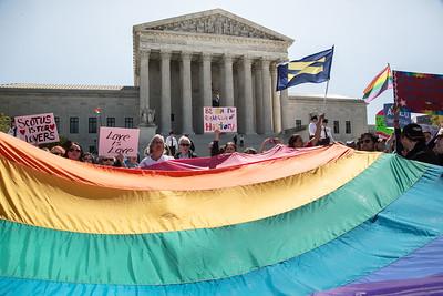 Supreme Court, Same-sex marriage