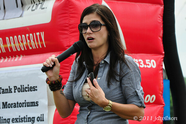 K & N Tea Party Rally  Dana Loesch