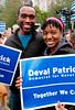 Deval Patrick Rally, Boston Common