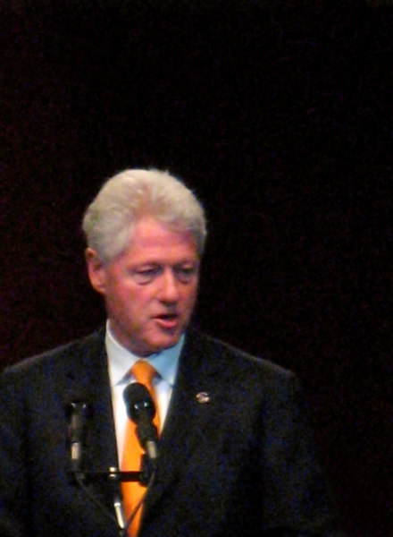 Worcester Rally with Former President Bill Clinton