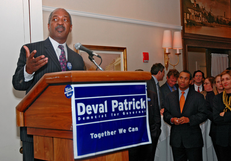 Reception Hosted by Lawyers and Business Leaders for Deval Patrick