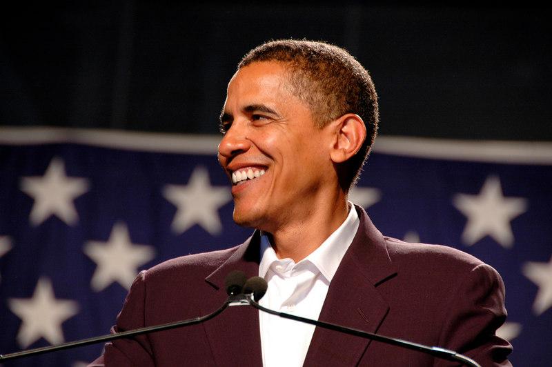 Deval Patrick/Barack Obama Rally, Boston