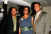 NEW YORK, NY - September 07:  Jose A. Marquez, Co Founder of LISTA, the Latinos in Information Science and Technology Association, Irma Tyrus-Mitchell, Director of Advertising/Marketing for Dottie Media Group LLC and Vice Consul, Jeam-Feeafeiem Riche at The New York Chamber of Commerce Corporate Cruise aboard The Paddlewheel Queen. on September 7, 2007 in NEW YORK, NY.  (Photo copyright 2007 Steve Mack)