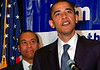 Deval Patrick Press Event, Boston, MA 2006