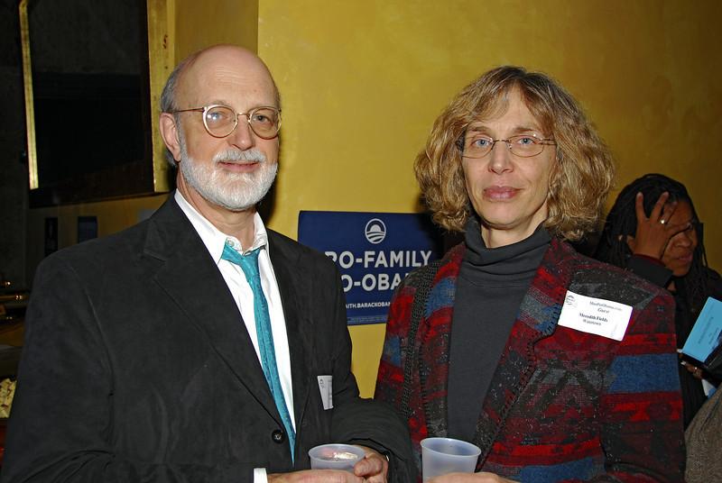 Massachusetts for Obama Celebration for Volunteers 11/16/08
