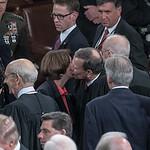 Donald Trump, John Roberts, Amy Klobuchar