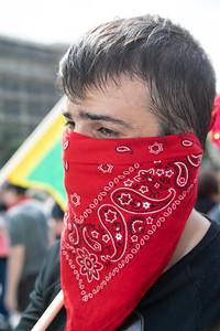 Unite the Right 2, Antifa